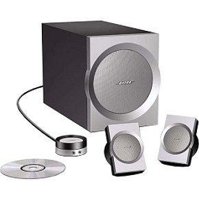 Bose Companion 3 Multimedia Speaker System - Graphite / Silver