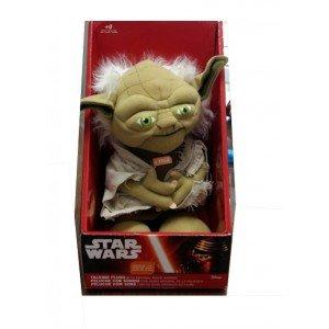 Disney - Disney - Star Wars Peluche que habla Yoda