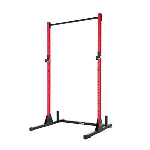 Rack High Storage Cap - CAP Barbell Power Rack Exercise Stand, Multiple Colors