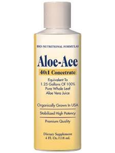 Mucopolysaccharide Concentrate (Bio-Nutritional Formulas - Aloe-Ace 40:1 Concentrate 4)