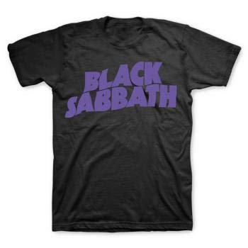 Bravado Men's Black Sabbath Classic Logo T Shirt,Black,XX-Large (Old Dudes Rule T Shirt)