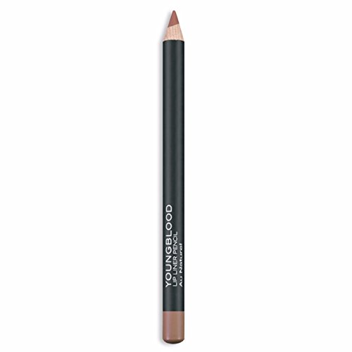 Youngblood Lip Pencil, Au Natural, 1.1 Gram