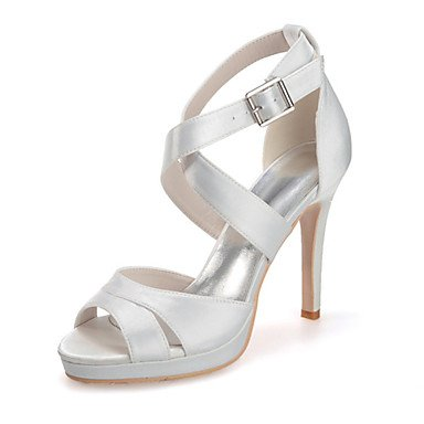 Eveningmore 5 UK4 Shoes 5 Heel Available US6 Sandals Silk Party Colors Wedding 5 7 Women'S amp;Amp; Stiletto EU37 Open CN37 Toe v6UqwTTSn
