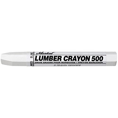 markal-500-lumber-crayon-clay-based-marker-1-2-hex-4-5-8-length-white-pack-of-12