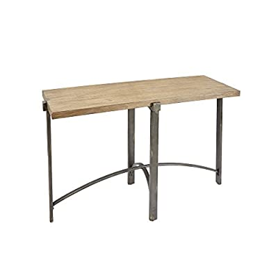 """Silverwood FT1276-CNS-SWO Lewis Console Table Top, 19.5"""" L x 49.5"""" W x 29"""" H, Wood"""