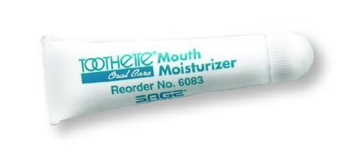 Mouth Moisturizer Toothette, 0.5 oz, 6083, 1 tube by Sage