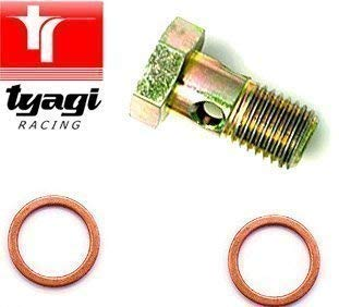 Tyagi Racing Banjo Bolts 12 x 1.25 Banjo Bolt M12