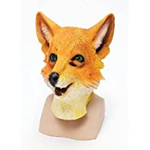 Mr Fox Overhead Rubber Mask