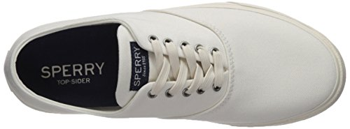 Sperry Top-sider Femmes Capitaines Cvo Sneaker Blanc