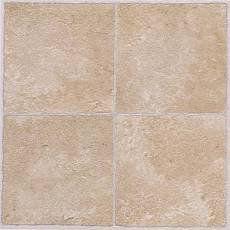 12x12 Beige Tile Flooring - Winton Tile 842175 Floor Tile, No Wax, Self Stick, 12
