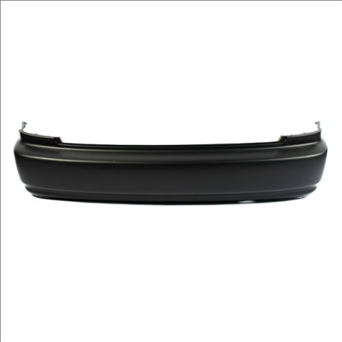 CarPartsDepot, Rear Bumper Facial Cover Primed Fascia Plastic 3Dr Hatchback Replacement, 352-201177-20-PM HO1100179 71501S00A00ZZ (Honda Civic 1998 Back Bumper compare prices)