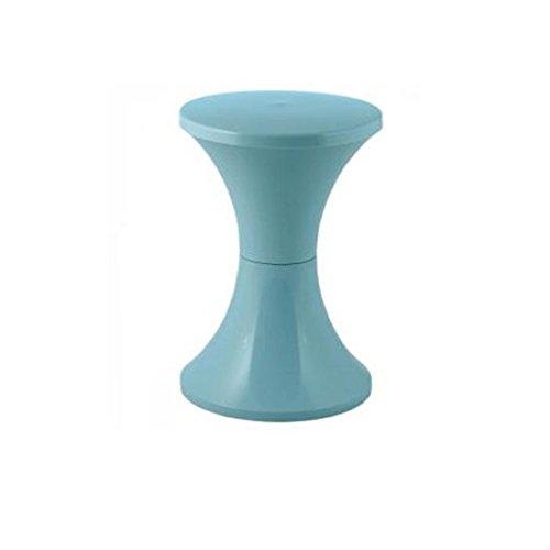 Lote de 6 taburetes Tam Tam Pop, color azul: Amazon.es: Jardín