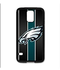 meilinF000Samsung Galaxy S5 SV Black Rubber Silicone Case - Philadelphia Eagles Football NFLmeilinF000