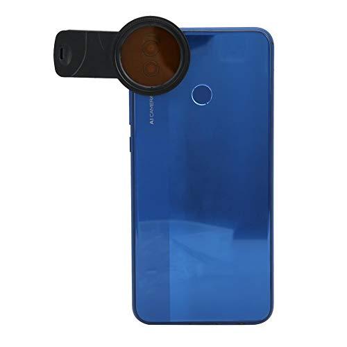 Hffheer Phone Camera Lens Cell Phone Underwater Photography Lens Phone Diving Lens Kit with Macro Filter for Seawater Freshwater Aquarium Fish Tank