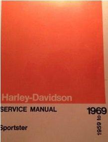 1965 1966 1967 Harley Davidson Sportster MODELS Service Repair Shop Manual NEW