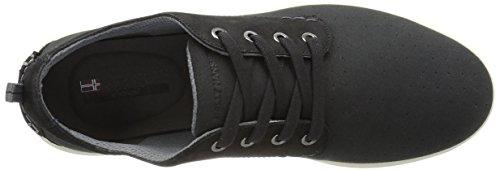 Helly Hansen Bergshaven, Zapatillas de Vela para Hombre Negro (Black)