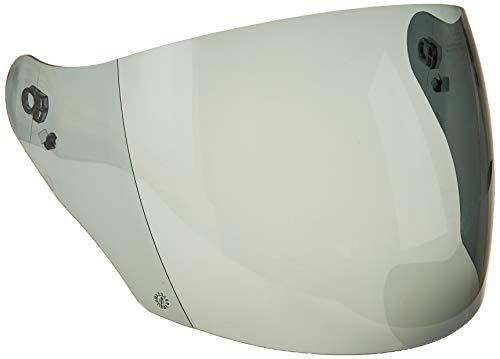 HJC Helmets HJ-11 Unisex-Adult Replacement Helmet Anti-Scratch Face Shield (Dark Smoke, One Size)
