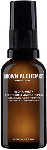 - Grown Alchemist Hydra-Mist+ - Desert Lime & Amino-Peptide Facial Hydrating Spray (30 Milliliters, 1.06 Ounces)