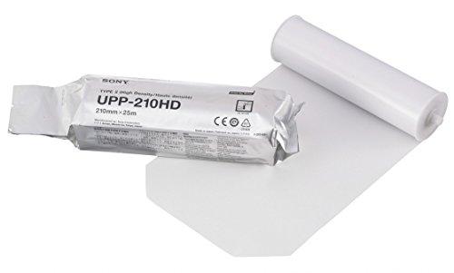 Sony UPP-210HD High-Density Black & White Media by Sony