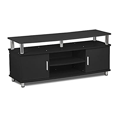 TV Stand Entertainment Center Media Home Furniture Storage Wood Cabinet New
