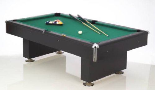 Billardtisch Black Pool - 8 ft. Billard Tisch