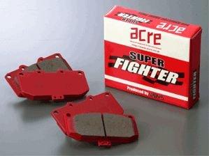 [品番:220/221] アクレ(ACRE) スーパーファイター(SUPER-FIGHTER) 前後セット 日産 スカイライン SKYLINE 93.8~98.6 2500cc ECR33 (TURBO) B006YOKWAY