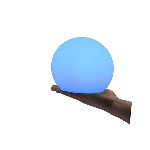 Glovion LED Stimmungslampe in Kugelform, 14 cm Durchmesser