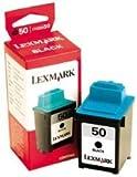 Lexmark 17G0050E Cartouche d'encre Noir