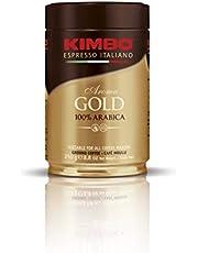 Kimbo Aroma Gold Tin, 250g