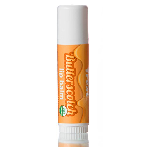 Salve Lip Balm (TREAT Jumbo Lip Balm, Organic & Cruelty Free (.50 OZ) (Butterscotch))