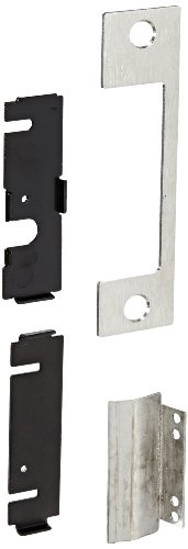 HES Stainless Steel AM Faceplate for 1006 Series Electric Strikes for Mortise Locksets with 1