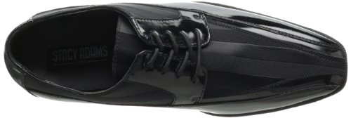 Stacy Adams Men's Royalty Tuxedo Lace-Up Oxford Black free shipping 100% guaranteed sale pay with paypal Y3tax0