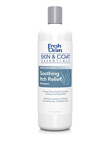 Itch Skin Soothing Shampoo - Fresh 'n Clean Fresh 'n Clean Skin & Coat Essentials Soothing Itch Relief Shampoo