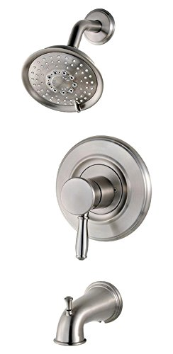 Pfister R90-WSTD2K Price Universal Traditional Single-Handle Tub And Shower Trim Kit without Valve (Handle Single Universal)