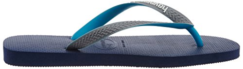 Havaianas Tongs Homme/Femme Top Mix Gris (Navy/Grey/Green 0747)