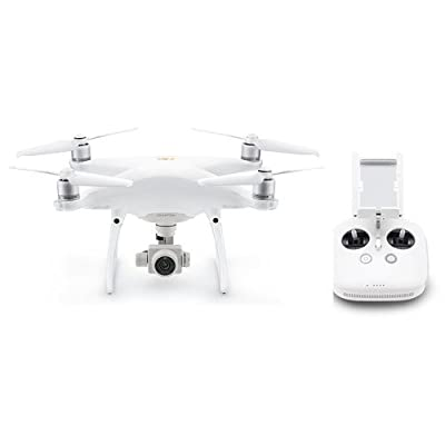DJI Phantom 4 Pro V2.0/Version 2.0 Quadcopter Starters Pro Backpack Bundle by DJI