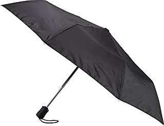 Lewis N. Clark Windproof and Water Repellent Travel Umbrella, Black (B000F1RGBU) | Amazon Products
