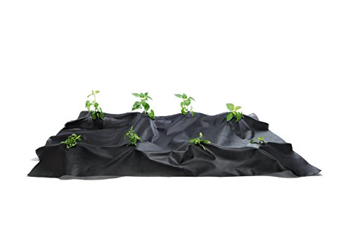 Green Valley Supply Landscape Fabric Barrier (4-Pack, 128' X 3'11