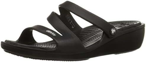 Crocs Women's Patricia Miniwedge Sandal