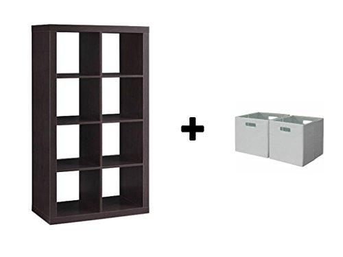 espresso 8 cube organizer - 5