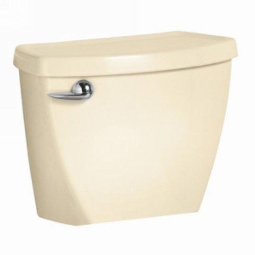 American Standard Cadet 3 1.28 gpf 10-Inch Rough Toilet Tank Only, Bone Bone by American Standard (Image #1)