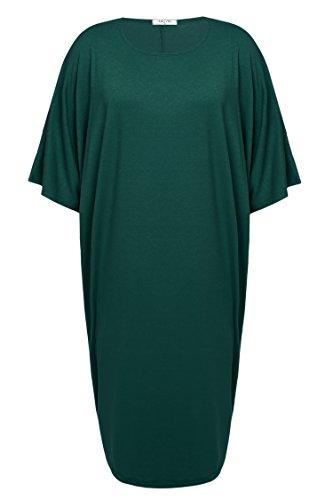 ANGVNS Womens Rayon Kimono Jersey