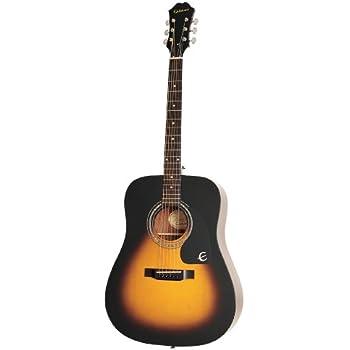 Epiphone DR-100 Acoustic Guitar, Vintage Sunburst