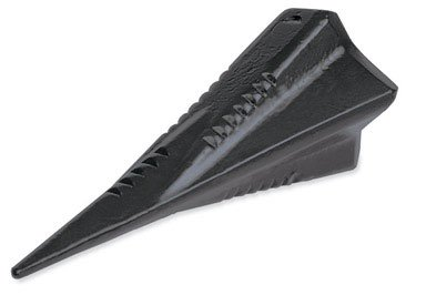 Collins Wood Splitting Wedge, Diamond Shape, 4 LBS by Truper Graden Tool