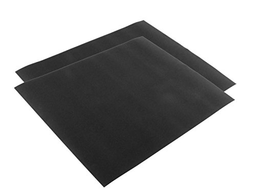 Kitchen Additions 16 x 20-Inch BBQ Grilling Mat (2-Pack)