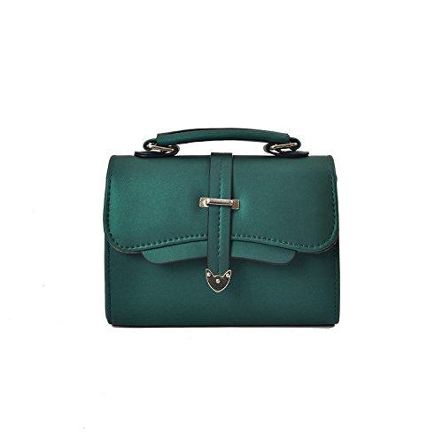Elegante bolso de moda mujer bolso Primavera bolso silvestre new wave, plata green
