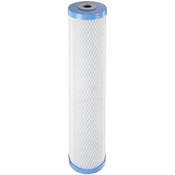 Pentek EPM-20BB Carbon Block Filter Cartridge, 20