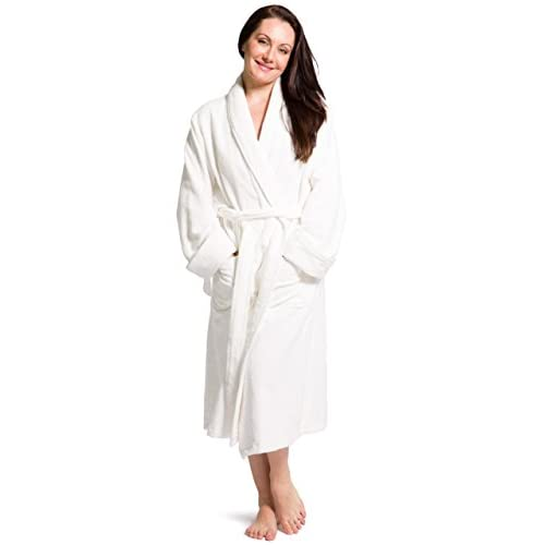 06e8d74f34 free shipping Fishers Finery Women s Premier Turkish Style Terry Cloth Spa  Robe