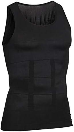 SizeMen التخسيس الملابس الداخلية الجسم المشكل الخصر Cincher المشد الرجال المشكل فيست الجسم التخسيس البطن الجسم النحيف ملابس داخلية