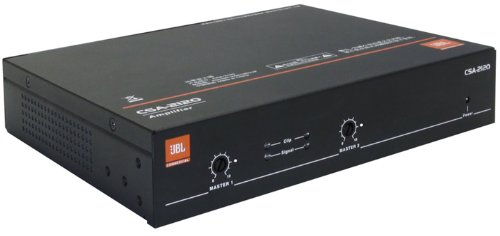 Original JBL/Harman Csa2120 2X120 watt Power Amplifier. by Original JBL/Harman